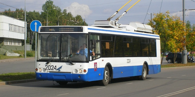 Equipment for buses and trolleybuses