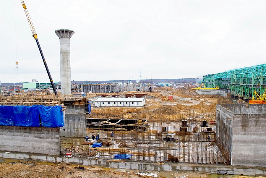 Construction and launch of Casting and Rolling Complex